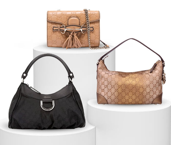 Gucci Bags, Gucci Hangbags sale on Bagbuybuy